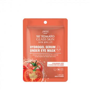 Tomato Hydrogel Eye Mask