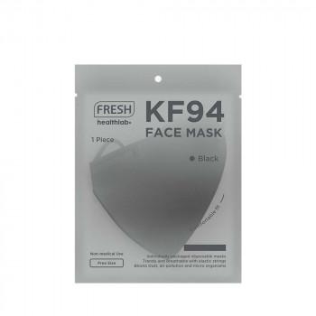 Fresh Healthlab+ KF94 Face Mask Black