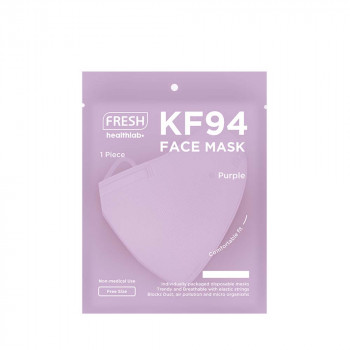 Fresh Healthlab+ KF94 Face Mask Purple