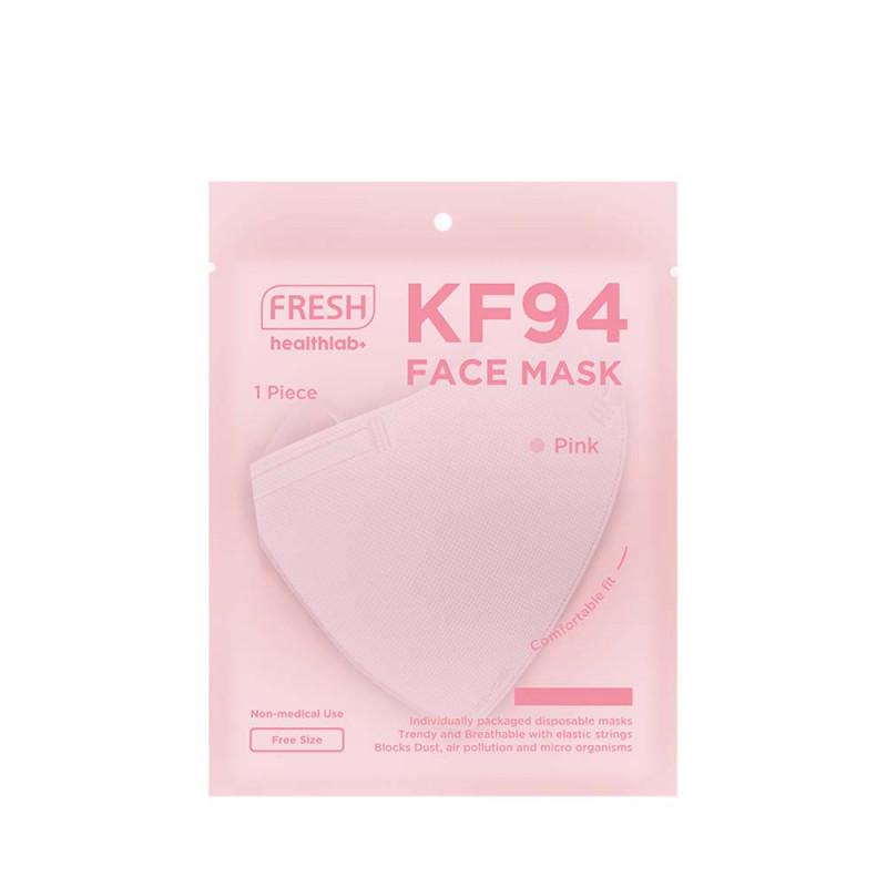 Fresh Healthlab+ KF94 Face Mask Pink