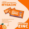 Mybacin Lozenge with Zinc- Orange Flavor