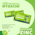 Mybacin Lozenge with Zinc- Lemon Flavor