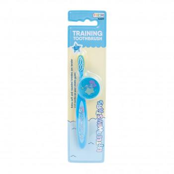 Fresh Baby Little Twin Stars Training Toothbrush