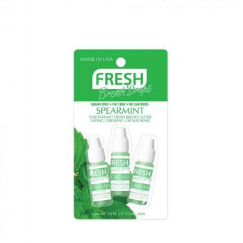 Fresh Breath Drops Spearmint