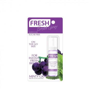 Fresh Breath Spray Minty Grape