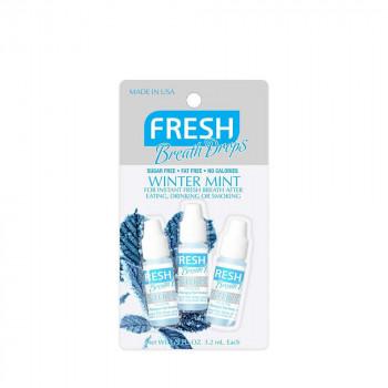 Fresh Breath Drop Wintermint