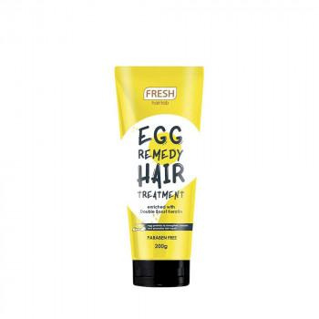 Fresh Hairlab Egg Remedy Hair Treatment