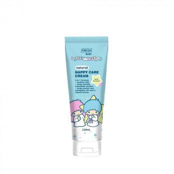 Fresh Little Twin Stars Nappy Care Cream