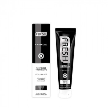 Fresh Charcoal Toothpaste