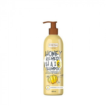 Fresh Hairlab Honey Shampoo