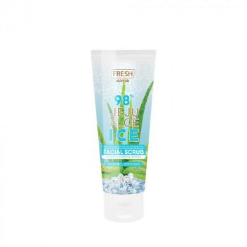 Fresh Skinlab Jeju Aloe Ice Facial Scrub