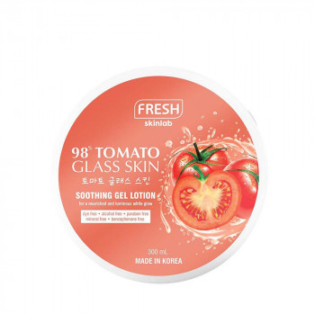 Fresh Skinlab Tomato Glass Skin Soothing Gel Lotion