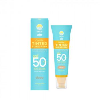 Sunglow by Fresh Tinted Sunscreen Deep