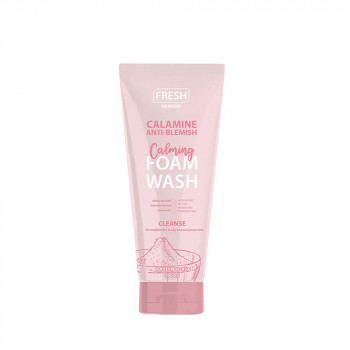 Fresh Skinlab Calamine Anti Blemish Calming Foam Wash