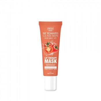 Fresh Skinlab Tomato Glass Skin Lip Therapy Mask